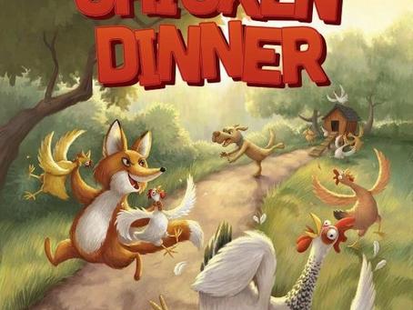 We have a Winner - Winner Winner Chicken Dinner
