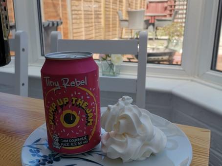 Blog #70 Tiny Rebel - Pump Up The Jam. Doughnut miss this one!