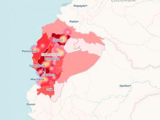 Quito: 44% de contagios de COVID-19 rompió el cerco epidemiológico