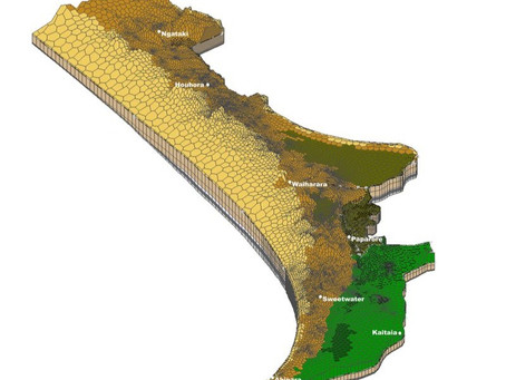 Aupouri Aquifer Groundwater Model provides detailed, scientific water analysis
