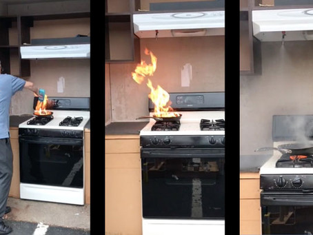 Low Cost, High Tech Solution Can Stop Over Half of all Residential Fires