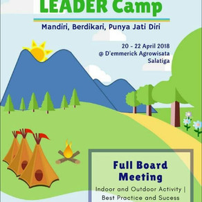 LEADER CAMP IIP 2018