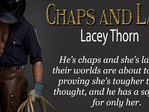 Chaps and Lace Has a New Home