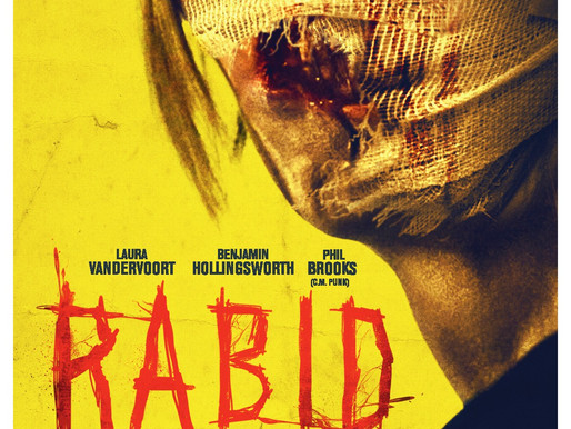 Grimmfest 2019 Film Feature - Rabid