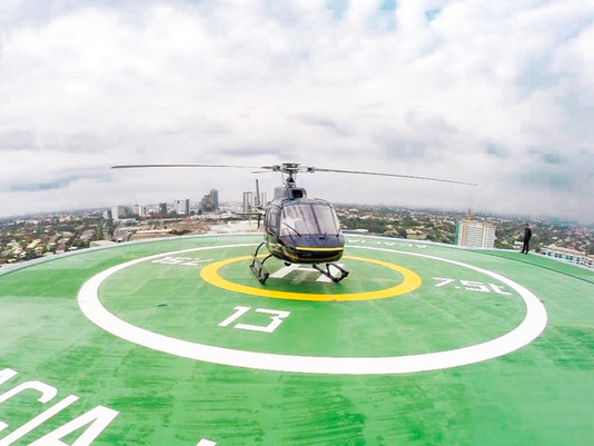 Acacia Hotel Manila elevates connectivity of Alabang with Ascent helicopter ride-sharing