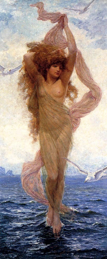 The Birth of Venus by Robert Fowler,