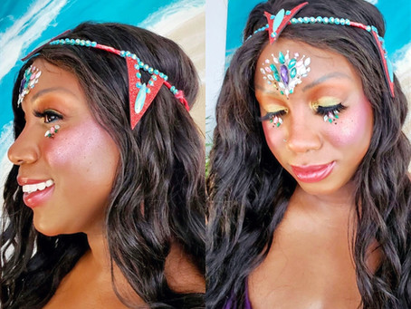 Carnival Makeup and the History of Caribana