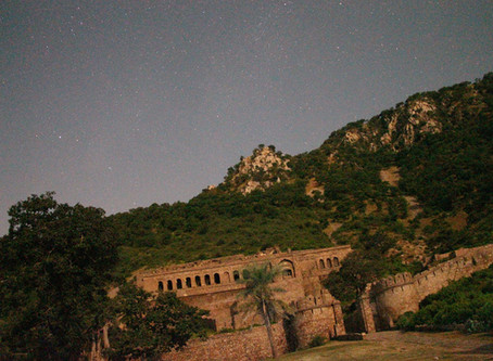 Bhangarh Fort our travel Experience