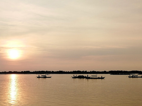 Semaine 23 : De Prek Dambang (Cambodge) à Don Det (Laos)