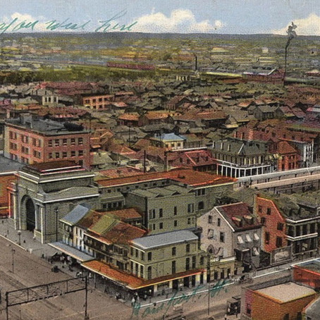From Basin to Backatown: The Untold Story of Storyville