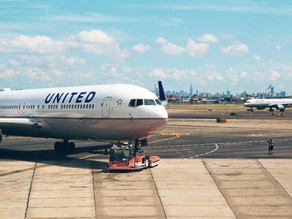 United Airlines is Maximizing the Ventilation System During Boarding and Deplaning