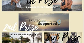 CAN YOU INSPIRE PEOPLE,  WRITE A BLOG - COMPETITION TIME...