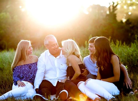 What is the Best time of Day for an Outdoor Family Photoshoot? | Long Island Family Photographer