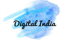 Digital India : Objectives,Merits and Demerits