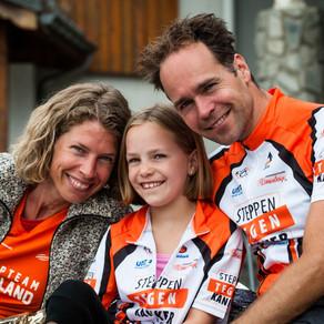 Můj Kickbike příběh - Vincent a Jolanda Gooiker