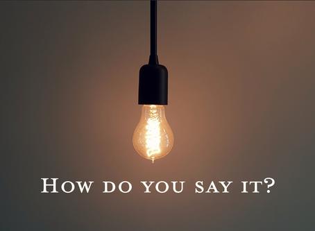 Q: How do you say Scinan / Fata?