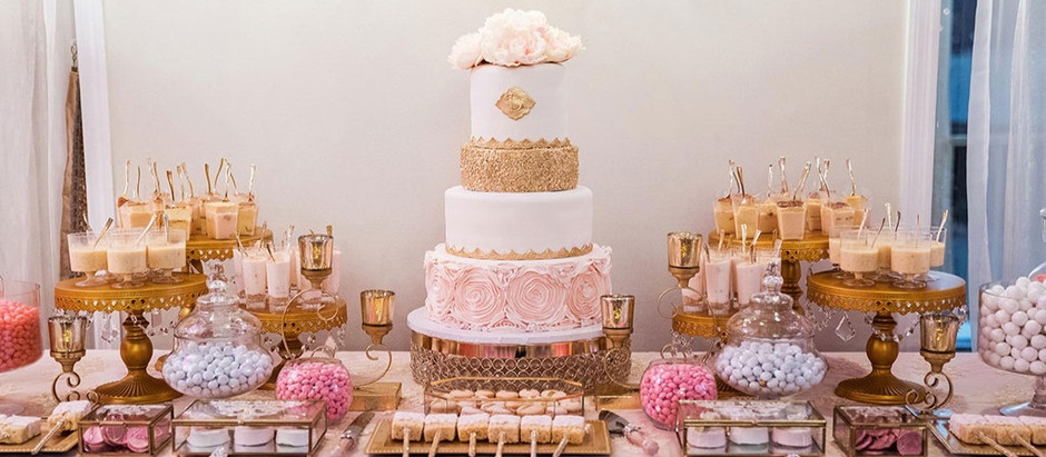 A Sweet Idea for Your Wedding Venue