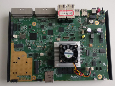 First look at AutoCore's PCU