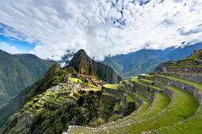Machu Picchu, La ciudad no tan perdida de los Incas.