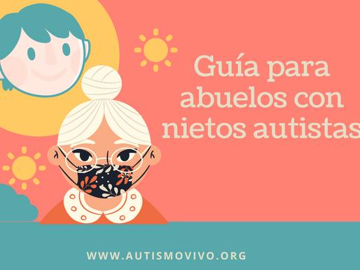 Guía para abuelos con nietos autistas