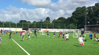 Summer Holiday Soccer Camp