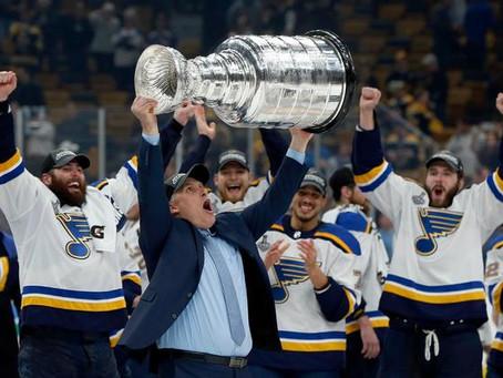 Ko ekipe vstanejo od mrtvih in si priborijo končnico – NHL različica