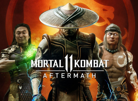 MORTAL KOMBAT AFTERMATH REVIEW +FREE UPDATE