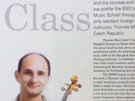 Tomáš Mach Master Class