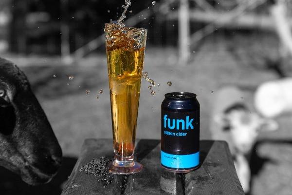Funk Cider Saison Cider