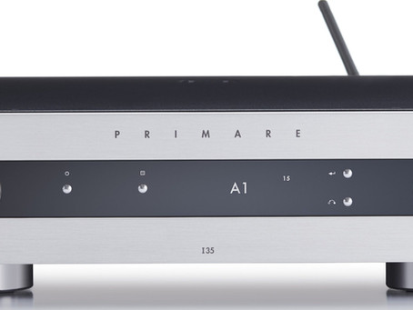 Test Ampli HIFI PRIMARE i35 Prisma