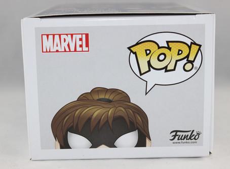 Funko POP: Spider-Girl (Anya Carazon/Walgreens Exclusive)