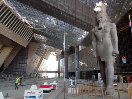 GEM. Личные впечатления от Великого музея в Гизе