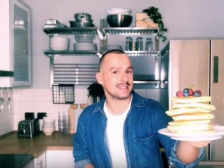 Come fare i pancake americani: la video ricetta