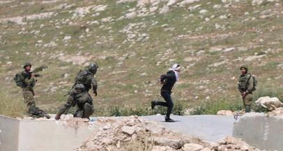 Vendado e algemado, garoto palestino de 16 anos é alvejado com tiros pelo Exército de Israel