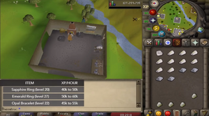 4 Profitable Ways to 99 Crafting (OSRS)