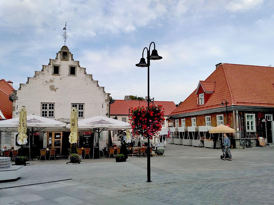 Исторический центр Курессааре