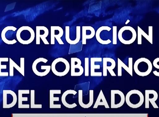 Casos de corrupción a lo largo de la historia del Ecuador