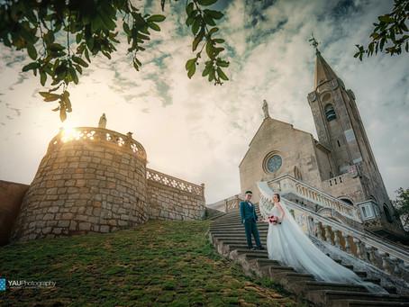 Tammy and Raymond Macau Pre Wedding