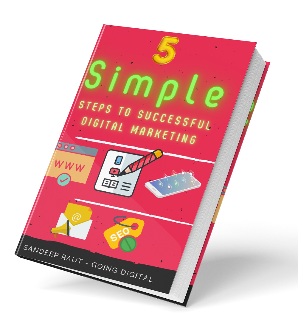 5 simple steps to successful digital marketing