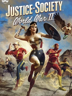 Justice Society World War II Movie Download