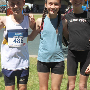 Return to Cross Country: CPSARA Athletes compete at NSW State Championships