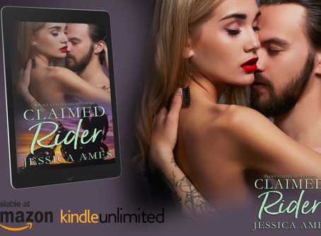 Claimed Rider now live!
