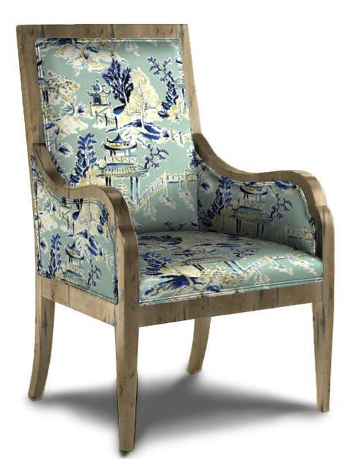 Asian Dining Chair