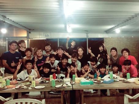UNITY MIYAKO Futsal Club 慰労会