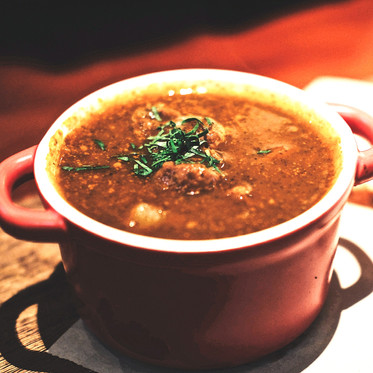 South Indian Chicken Soup
