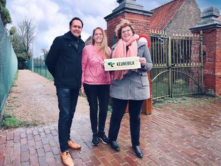 Trage Wegen krijgen een officiële straatnaam:de Oedelemse Keunebilk is de eerste!