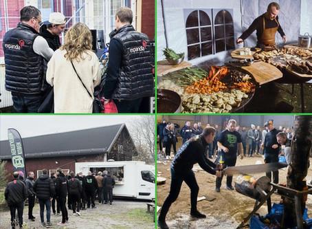 EXPANDIA MODULUTHYRNING PÅ BESÖK HOS KUBEN
