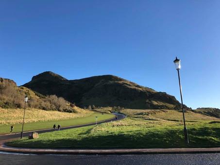 Scotland: Arthur's Seat