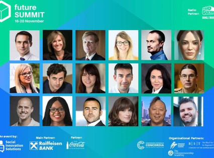 Future Summit 2020: care sunt transformările pe care pandemia le aduce în business și societate?