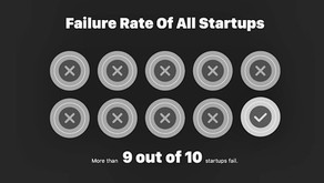 90% of Start-Ups will fail. What is the main cause?